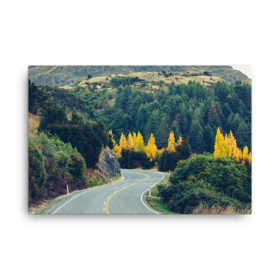 Canvas - Autumn Landscape