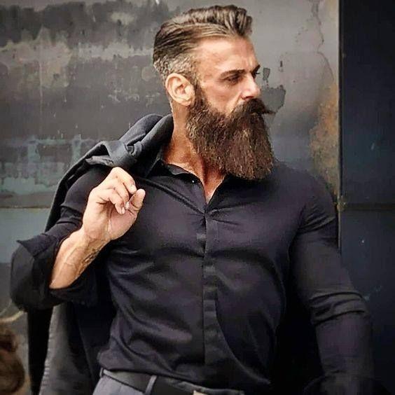 Awesome Full Beard Hair And Beard Styles Beard Styles Beard Hairstyle
