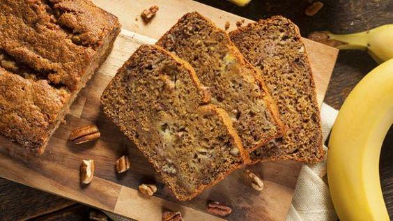 Das Bananabread ist kein Brot, sondern ein süßer Kuchen (Quelle: Thinkstock by Getty-Images)