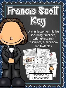 Celebrate An American Poet Francis Scott Keya Poet Who