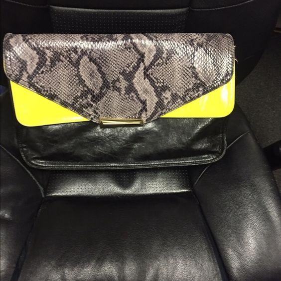 Gianni bini cross body 1.5 inches wide( but have 3 areas that open) 15 inches long, lightly used no imperfections. Gianni Bini Bags Crossbody Bags