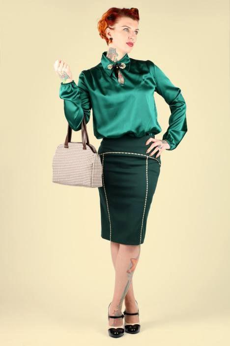 New @ Pinup-Fashion: Konstantin Mode Alle Bilder mit freundlicher Erlaubnis von Konstantin Mode