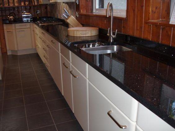 Star #Galaxy #Granit ist eine hervorragende Ergänzung für jede - granit arbeitsplatten küche
