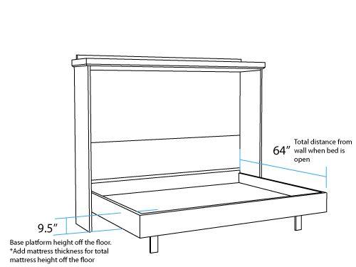 Wooden Horizontal Murphy Bed Plans DIY blueprints Horizontal murphy bed plans Low cost and easy to. Wooden Horizontal Murphy Bed Plans DIY blueprints Horizontal