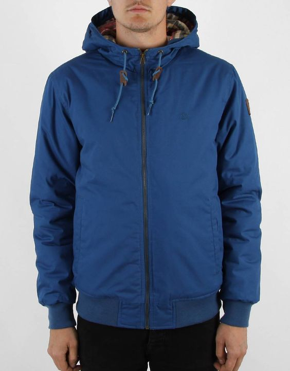 Element | Element Wolfeboro Collection Dulcey Jacket - Blue Shadow at RouteOne