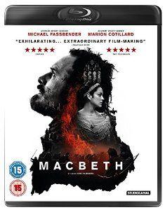Macbeth [Blu-ray]: Amazon.co.uk: Michael Fassbender: DVD & Blu-ray