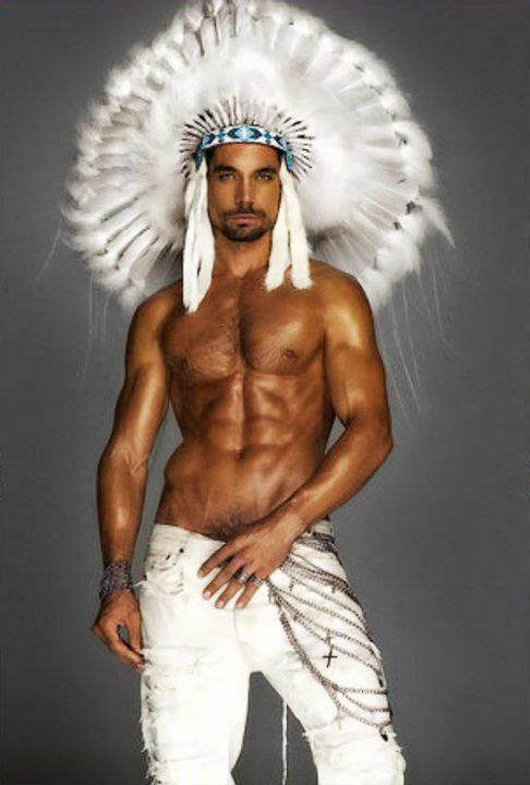 Cowboy halloween naked males pictures-8731
