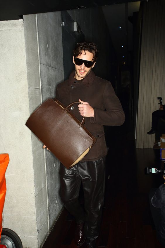 The Scene   Men's Milan Fashion Week: Giorgio Armani