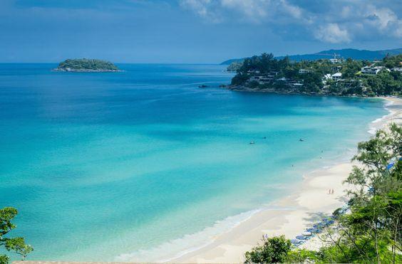 Kata Noi Beach, Phuket, Tailandia