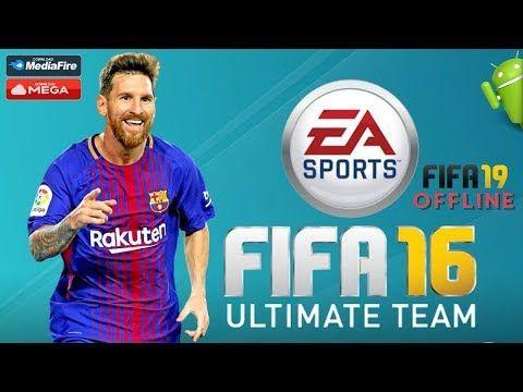 Fifa 16 Mod Fifa 19 Apk Obb Data Offline Download Fifa Fifa 16 Offline Games