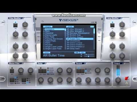 Для studio fl nexus синтезатор 10