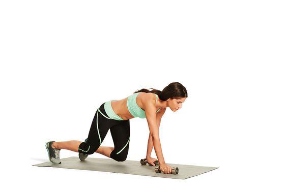 serie de exercicios que voce pode faer em casa mesmo sem o pesinho. fig 1