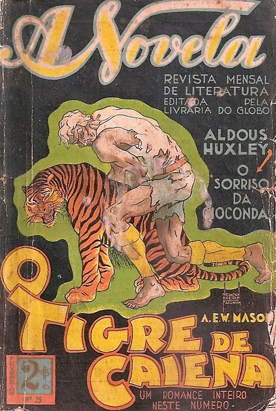 Revista A Novela número 5, 1937: