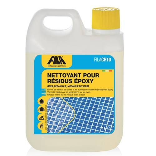 Filacr10 Nettoyant Pour Residus Epoxy Fila Nettoyant Epoxy Detergent