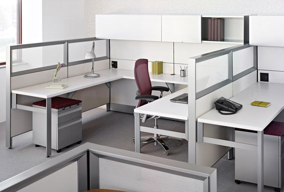 Attractive Look for Your Office Design is Modular Office