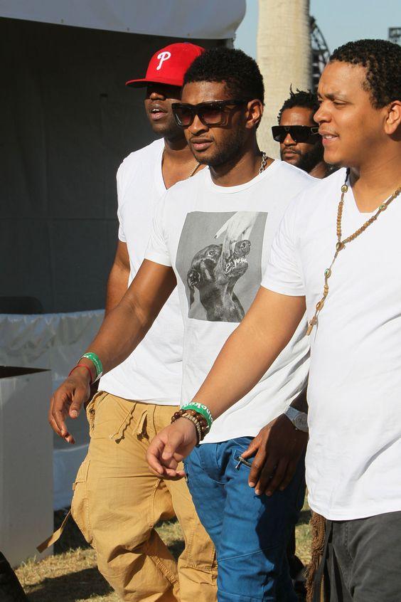 Ush-Usher!