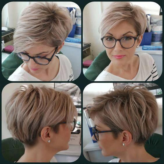 40 Best New Pixie And Bob Hairstyles For Women 2019 Pixie Hairstyle Bob Hairstyle Hairstyles Pixie In 2020 Thick Hair Styles Short Hair Styles Pixie Hairstyles