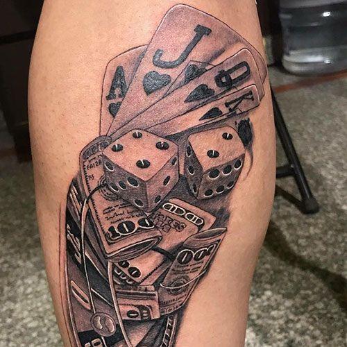 101 Best Money Tattoos For Men Cool Designs Ideas 2019 Guide Money Tattoo Tattoos For Guys Tattoo Designs Men