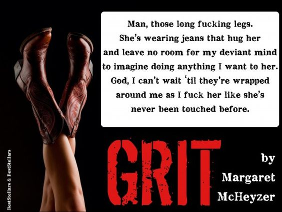 Release Day Blitz, Review and Giveaway: Grit by Margaret McHeyzer