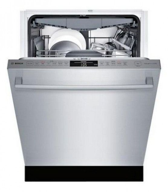 Bosch 800 Series 24 Inch Tall Tub Built In Dishwasher Offers Increased Energy Efficiency And Is Quieter Than It Built In Dishwasher Steel Tub Buying Appliances