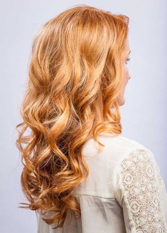 ... Red Lowlights strawberry blonde hair color for-redheads - color