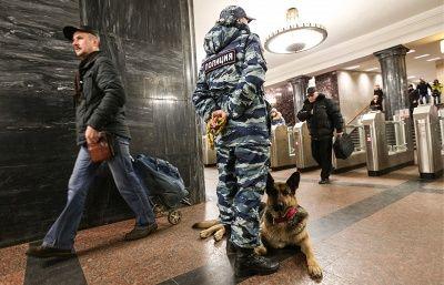 Повышенные меры безопасности введены в метро и аэропорту Новосибирска