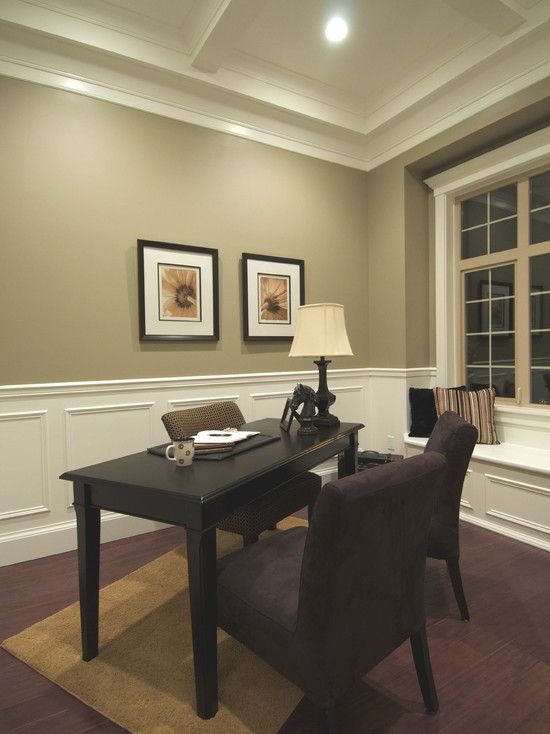 office wainscoting ideas. white wainscoting design pictures remodel decor and ideas page 27 pinterest basements decorating office o