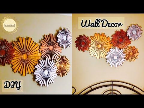Craft Ideas For Home Decor Wall Hanging Craft Ideas Paper Crafts