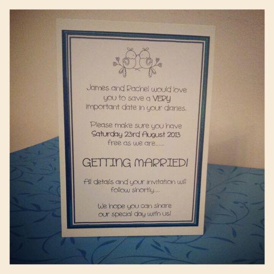 handmade wedding invitations ideas Invites