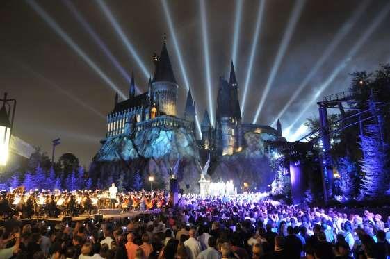 Hogwarts Castle - Universal Orlando Resort via Getty Images