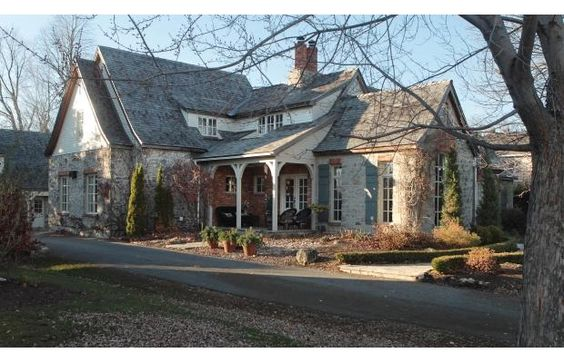 French Canadian Country Home
