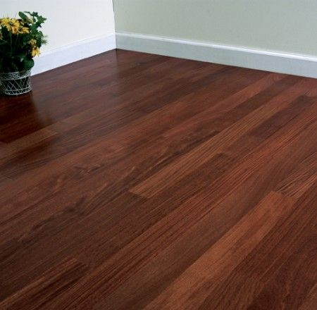 Ecotimber 3 Unstained Santos Mahogany Wood Flooring