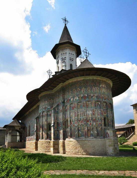Moldavia, Romania ....