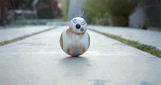 Sphero BB-8, análisis: el juguete de Star Wars más genial de la historia