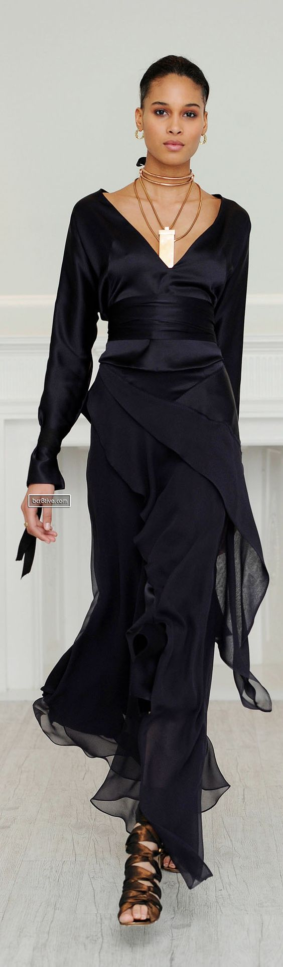 juan carlos obando fall winter 2013 14 ready to wear collection winter fashion sleeve and. Black Bedroom Furniture Sets. Home Design Ideas