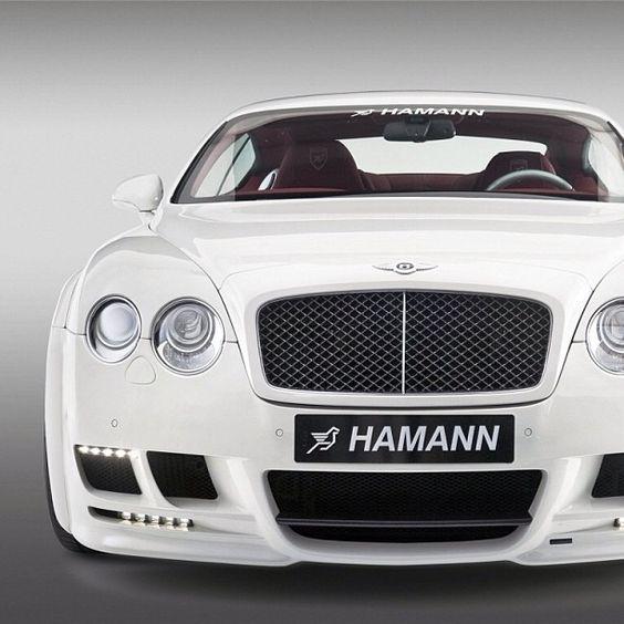 Bentley Hamann Imperator