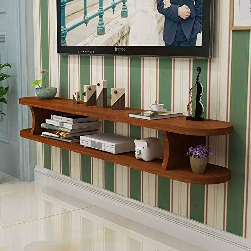 Tv Cabinet Shelf Set Top Box Wifi, Cable Box Storage Cabinet