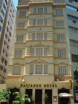 Paysandu Hotel, Rio de Janeiro
