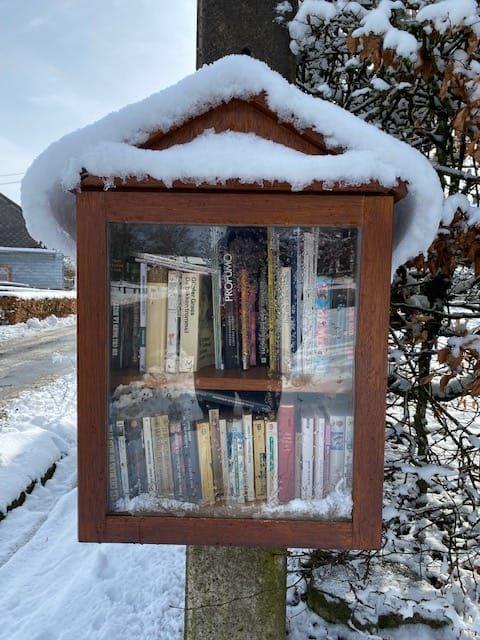 Boîte à livres Laneuville-au-bois