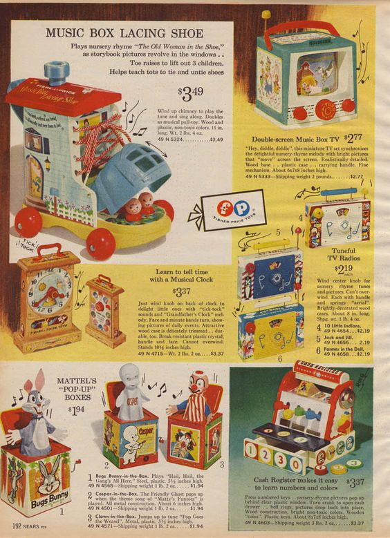 Popular Toys In The 1960s : Popular toys in the s advertisements from