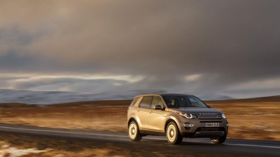 Land Rover Discovery Sport SUV review