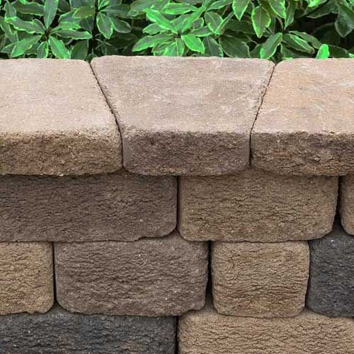 Concrete And Natural Stone Wall Caps Rcp Block Brick Natural Stone Wall Wall Seating Masonry Wall
