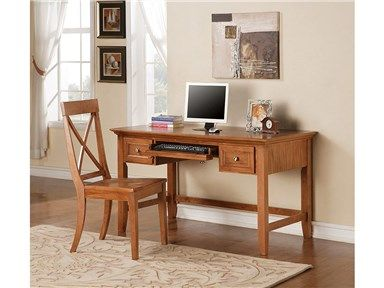 Shop for 1860 Duke Oak Desk and other Home fice Desks