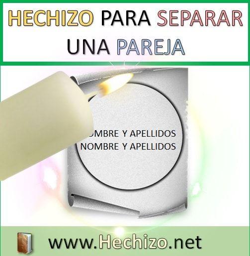 Hechizo Para Separar Una Pareja Para Siempre Rápido Hechizo Para Separar Hechizo Para Alejar Oracion Para Que Regrese