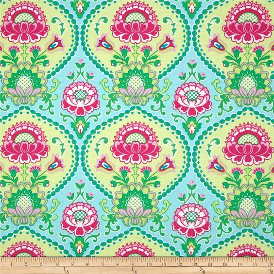 Pin By Storytelling On Happy Fabric: Michael Miller Happy Tones Lavinia Aqua