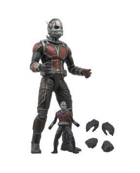 Diamond Select Toys: Marvel Select Avengers - Ant-Man Action Figure