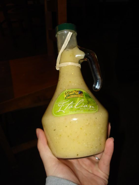 Olive garden salad dressing food network kitchen 39 s - Olive garden salad dressing recipes ...