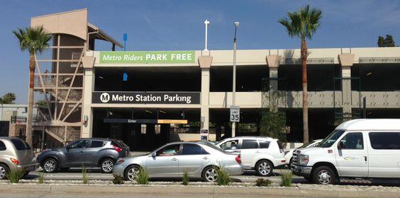 A Peek Into the Future of #Metro #TransitStation #Parking. http://goo.gl/058di2