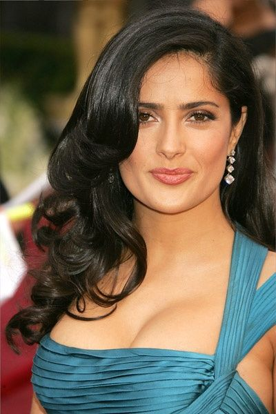 Salmaglamour: Celebrity Photography, Salma Hayek And Fashion Art On