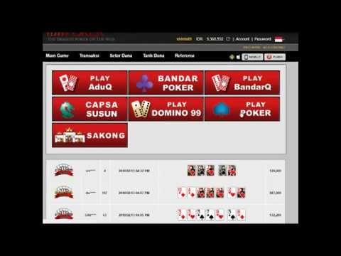 Poker Online Pkv Games Youtube Poker Online
